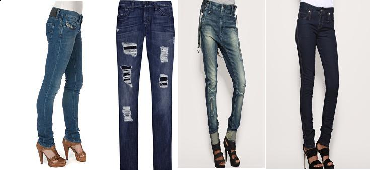 Good Genes or Good Jeans? | GlamTings